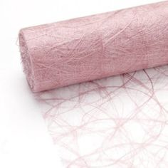 20,00 25 m x 30 cm Sizoweb® Vlies Original Tischband Tischläufer hellrosa rosa für Hochzeit, Verlobung, Kommunion, Taufe...: Amazon.de: Küche & Haushalt