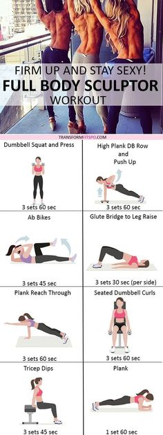 Repin and share if this workout changed your body and your life! Click the pin to read the full workout advice!