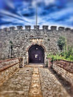 Deal Castle in Deal, Kent