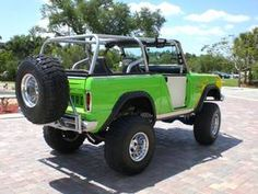 1969 Ford Bronco  | 1969 Ford Bronco 4x4 Custom Lifted For Sale - Pictures