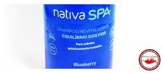 Testei o Shampoo Revitalizante Equilíbrio dos Fios com Blueberry, da Nativa SPA O Boticário. Venha ver a resenha. http://wp.me/p1P5U5-9g