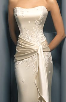 Brides: Demetrios - Destination Romance : Style No. DR138 : Wedding Dresses Gallery
