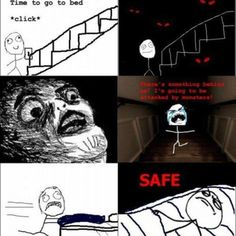 This happens every night haha