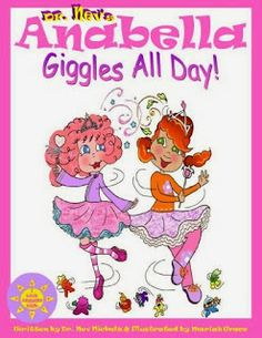 Anabella Giggles All Day - Great for teaching friendship! Teaching Friendship, Day Book, Parenting Advice, Girl Scouts, Book Review, Fun Activities, Kids Toys, Best Friends, My Love