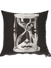 Fornasetti - 'Tempo' cushion, $156
