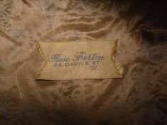 Label: Rose Bertin, first lady of fashion in late 18th century Paris