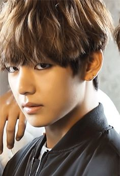 TAEHYUNG WHY DO YOU WANT TO KILL ME!? YOU ARE SO GORGEOUS AND HANDSOME AND *dies*