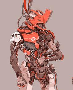 ArtStation - Rewire, Brian Sum