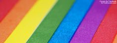FB Timeline picture site Rainbow Pattern cover