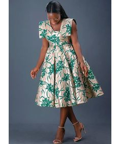 African Dresses For Kids, Latest African Fashion Dresses, African Dresses For Women, African Print Fashion, African Attire, Best African Dress Designs, Traditional African Clothing, The Dress, Dress Outfits