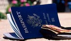 My goal in life is to make my passport look worn and well traveled.
