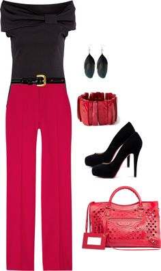 """""""business casual"""" by dhass on Polyvore"""