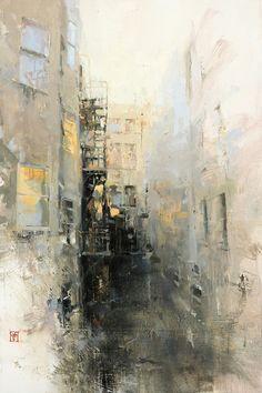 hsin-yao tseng artist | Hsin-Yao Tseng, Impressionist Figurative and Landscape…
