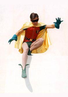 Batman Burt Ward as Robin Dick Grayson Jumping Down 8 x 10 Photo Nightwing, Batgirl, Catwoman, Batman Tv Show, Batman Tv Series, Batman 1966, Batman Robin, Batman Art, James Gordon