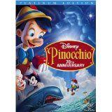 Pinocchio (Two-Disc 70th Anniversary Platinum Edition) (DVD)By Mel Blanc