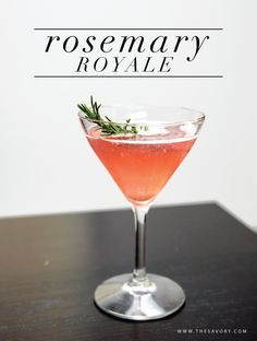 The Rosemary Royale