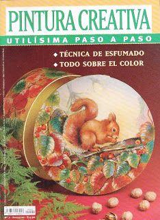 Revistas de Manualidades Para Descargar: Pintura utilisima