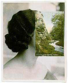 JOHN STEZAKER collages 01 Les collages de John Stezaker  photographie featured design bonus art