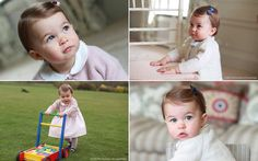 Princess Charlotte: her first year in pictures