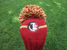 Florida State Seminoles official golf team headcover by www.sunfishsales.com