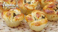 Muffin Kalıbında Çiçek Poğaça Tarifi nasıl yapılır? Muffin Kalıbında Çiçek Poğaça Tarifi'nin malzemeleri, resimli anlatımı ve yapılışı için tıklayın. Yazar: AyseTuzak