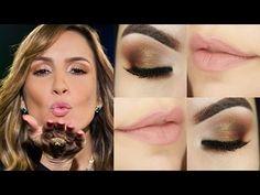 Makeup Claudia Leitte The Voice - Maquiagem Rápida e Rica #divando - YouTube