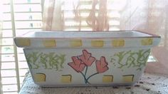 Vintage New England Pottery Multi Purpose Loaf by PattiesPassion