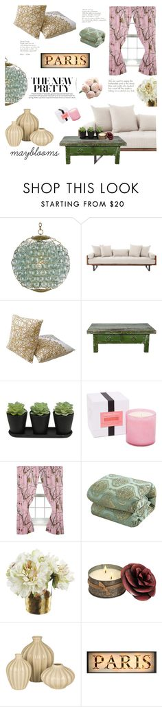"""#297 Rustic"" by mayblooms ❤ liked on Polyvore featuring interior, interiors, interior design, home, home decor, interior decorating, LAFCO, Realtree, Chic Home and Broste Copenhagen"