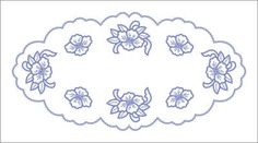 Vintage Set of Madeira Linen Napkins with Hand Done Embroidery - Google Search