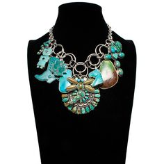 Coreen Cordova Dragonfly Dream Necklace from Burns Cowboy Shop