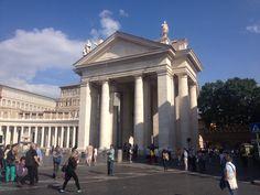 St. Peters Square. Rome
