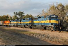 RailPictures.Net Photo: RCPE 6408 Rapid City, Pierre, & Eastern EMD SD40-2 at Rapid City, South Dakota by Brian Roberts