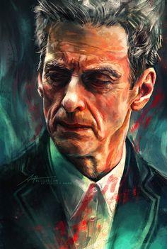 Få Doctor Who af Robbie Morrison som Hardback bog på engelsk - 9781785864018 I Am The Doctor, Doctor Who Fan Art, Twelfth Doctor, Doctor Who Quotes, Eleventh Doctor, Diy Doctor, Sherlock, Doctor Who Wallpaper, David Tennant Doctor Who