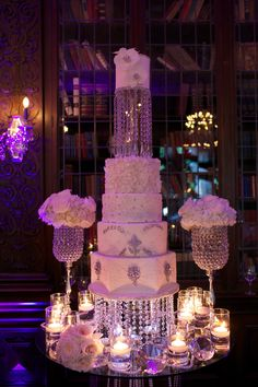 Persian (Iranian) wedding cake 7 Tiers,  Casa Loma. my daughter bog day