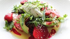 Roasted Beet Salad | Recipes - PureWow