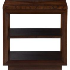Bryant side table   349.00  Crate & Barrel