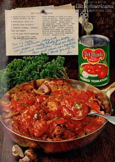 Easy Chicken Cacciatora-1962