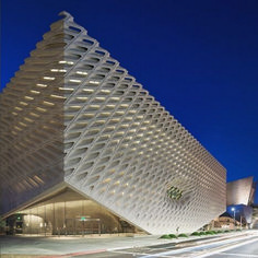The Broad by Diller Scofidio + Renfro, Los Angeles, CA