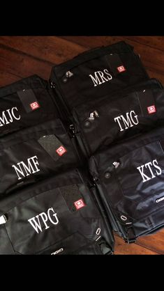 c1623a9526e0 OGIO Messenger Bag Jack Pack Monogrammed Personalized Great Graduation Gift  or Groomsmens Gift or Corporate Gifts set of 6