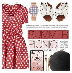 """Summer Picnic"" by tasnime-ben ❤ liked on Polyvore featuring Casetify, Dolce&Gabbana and vintage"