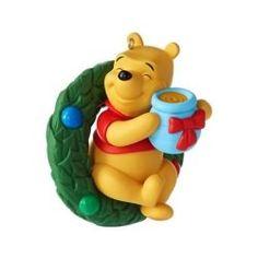 2013 Winnie The Pooh - A Hunny Of A Holiday Hallmark Ornament | The Ornament Shop