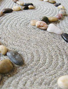 Zen Garden Path