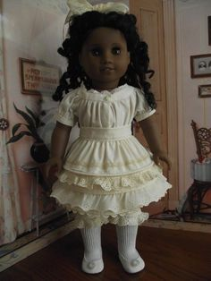 American Girl 1850's Undergarments Set Three by VintiqueDesigns, $58.00