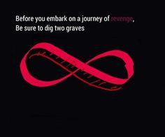 Infinity Love, Revenge, Journey, The Journey
