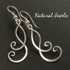hammered wire jewelry | HAMMERED WIRE EARRINGS | Jewelry DIY ideas                                                                                                                                                      More - wire jewelry, online jewelry shop, gemstone jewelry *sponsored https://www.pinterest.com/jewelry_yes/ https://www.pinterest.com/explore/jewellery/ https://www.pinterest.com/jewelry_yes/womens-jewelry/ http://www.hsn.com/shop/jewelry/j
