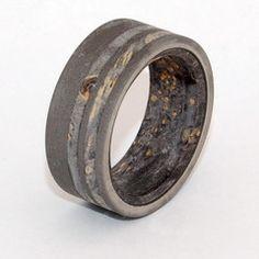 #RebeccaIngramContest #FijiAirways #YasawaIslandResort Grooms Wedding Band  How unique is this onyx ring!