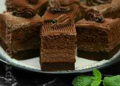 Romanian Desserts, Something Sweet, Nutella, Cake Recipes, Caramel, Sweet Treats, Good Food, Food And Drink, Cooking