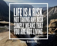 #quotes #inspiration #risk #life