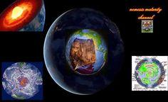 Uma Civilização Avançada sob os nossos Pés? Mais evidências sobre a teoria da Terra oca!