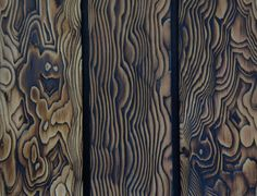 Burnt Wood: Phoenix Inside Shop, Burnt Wood, Charred Wood, Goth Home, Reclaimed Wood Art, Small House Design, Wood Creations, Woodworking Jigs, Black Wood